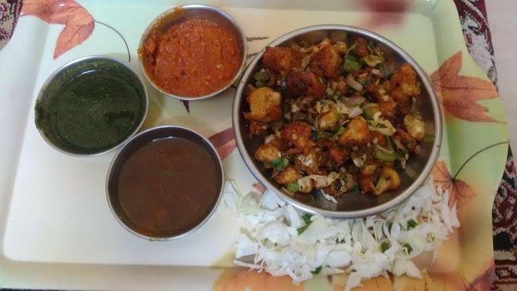 Gobi Manchurian Dry Recipe\how to make crispy gobi manchurian recipe at ...