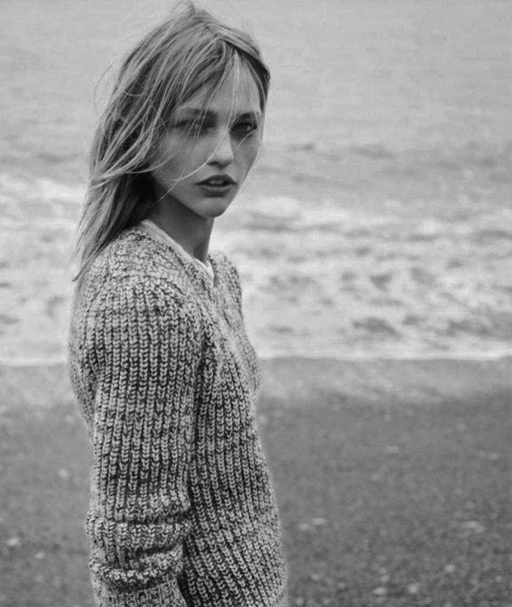 sasha pivovarova in 'nevermind' by mario sorrenti for vogue paris