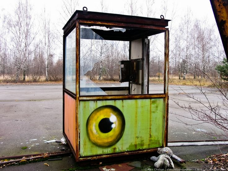 16 best chernobyl images on pinterest chernobyl disaster pripyat a ghost town near the chernobyl nuclear power plant isnt a place youd expect to find street art and graffiti but photographer freerunsca Images