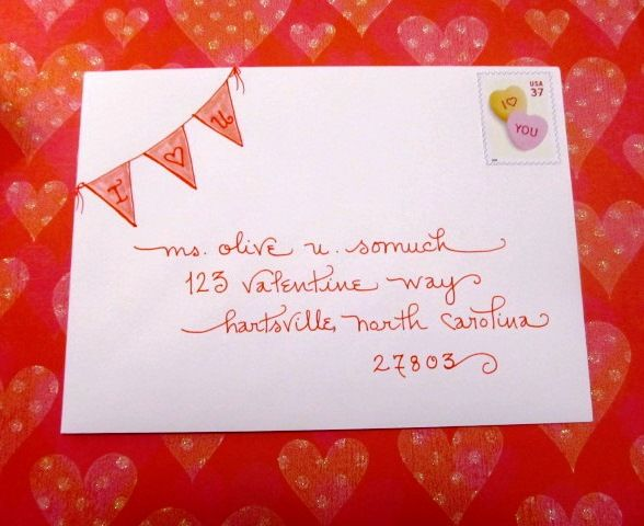 1000 Images About My Envelopes On Pinterest