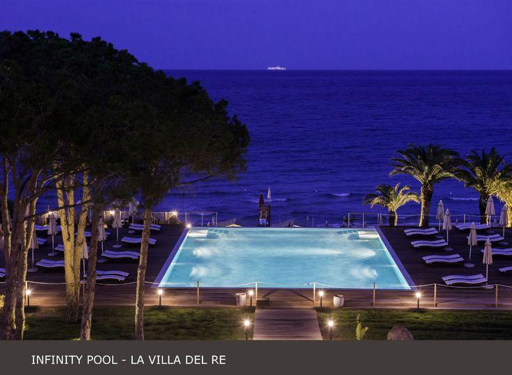 Wish you were here? Book now! www.lavilladelre.com  Infinity #pool #lavilladelre #hotel #costarei #sardinia #italy