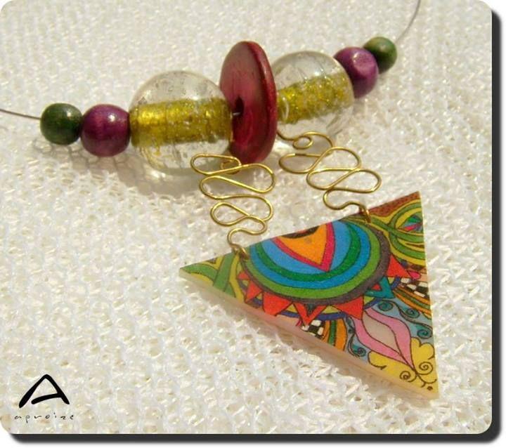 aproize's unique jewellery design - Woman