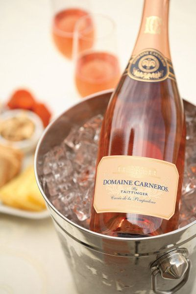 Don't forget to enter! Domaine Carneros + A Giveaway!