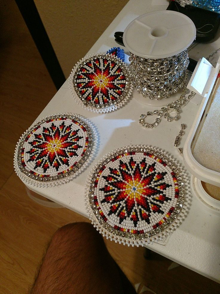 Pin by Michael Pilant on choctaw beadwork | Beads, DIY ...