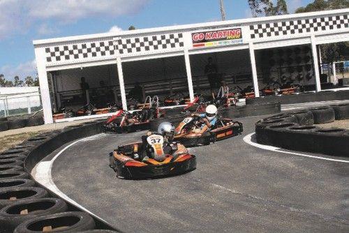 Slideways Go Kart World Tickets