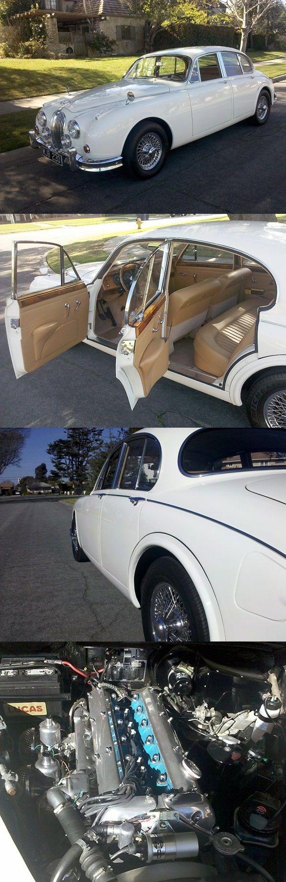 1963 Jaguar MkII 3.8