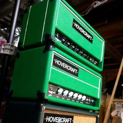 search for Hovercraft Amplifiers on Facebook.  Nial makes some incredible thunder harkening back to the days of glory from vintage Orange and Sunn, then add in a contemporary spicy of heavy gain.  And built on recycled chassis.  : )