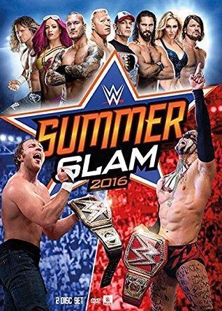 Brock Lesnar & Randy Orton - WWE: SummerSlam 2016