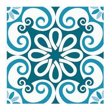 Conjunto de ladrilhos adesivos imperial - Westwing.com.br - Tudo para uma casa com estilo
