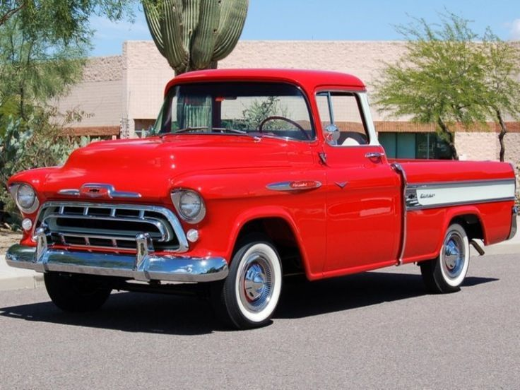 Chevy ünnep: 100 éves a jellegzetes Chevy pickup design