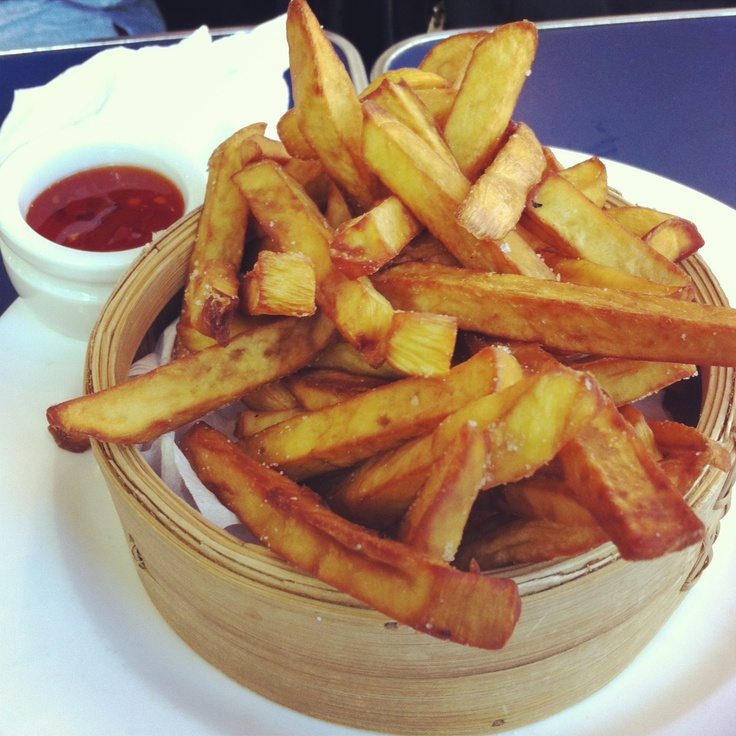 Kumara Fries- Slurp