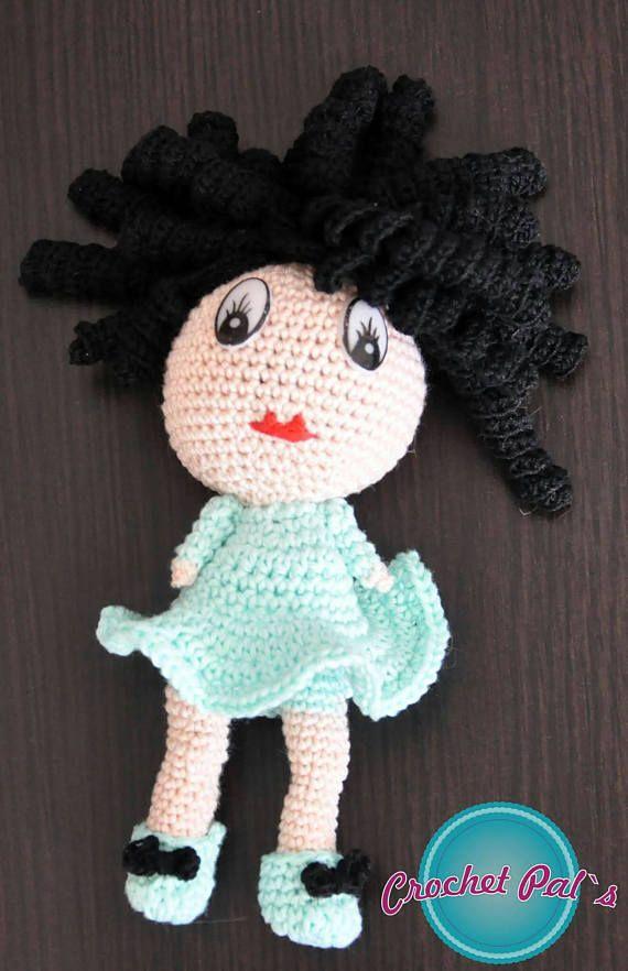Check out this item in my Etsy shop https://www.etsy.com/listing/524468521/amigurumi-doll-crochet-doll-stuffed-doll