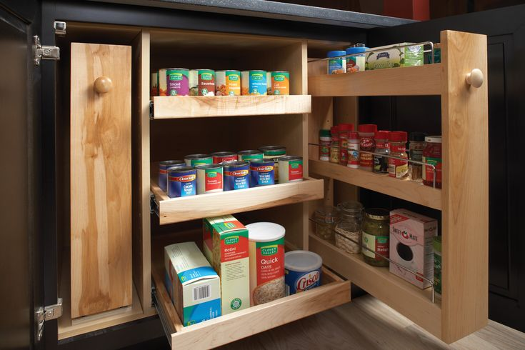 Base Chef Pantry Cabinet