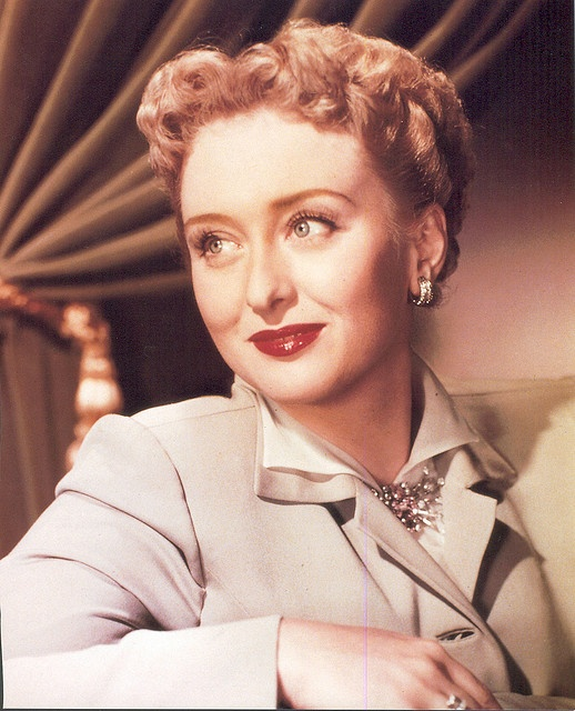 † Celeste Holm (April 29, 1917 - July 15, 2012) American actress, o.a. from the Oscar-winning movie 'All about Eve'.