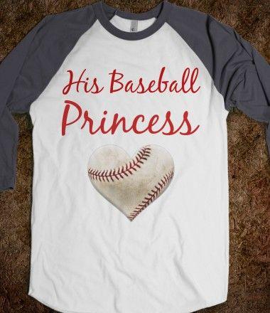 His Baseball Princess