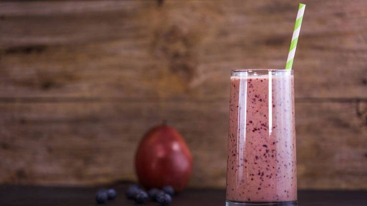 Dr. Ian Smith's Purple Power Detox Smoothie Recipe