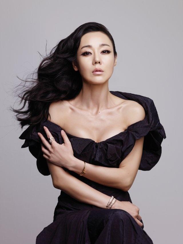 yunjin kim height and weight