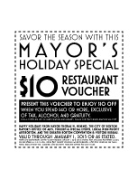 Enjoy a deal on your holiday meal!  Presented by the Greater Boston Convention & Visitors Bureau  Click this image to open and print:     Just click and print this $10 Restaurant Voucher!