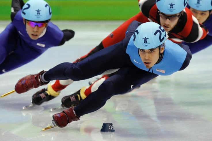 Short track speed skating legend Apolo Ohno hung up his skates after the 2010 Olympic Winter Games in Vancouver. Now, he is heading up a Richmond-based manufacturer of supplements designed to provide a boost for your brain. Photo submitted