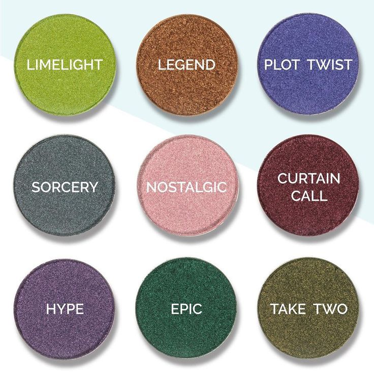 Populaire 26 best Makeup Geek Wishlist images on Pinterest | Swatch, Makeup  MC52