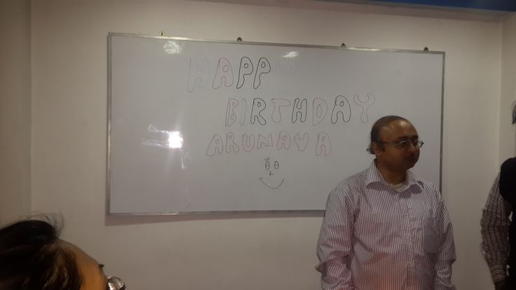 Birthday Celebration @ Arunava Banerjee_03