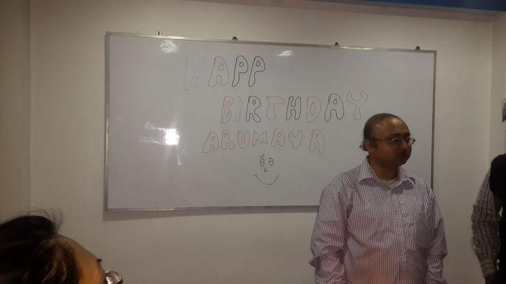 Birthday Celebration @ Arunava Banerjee_03