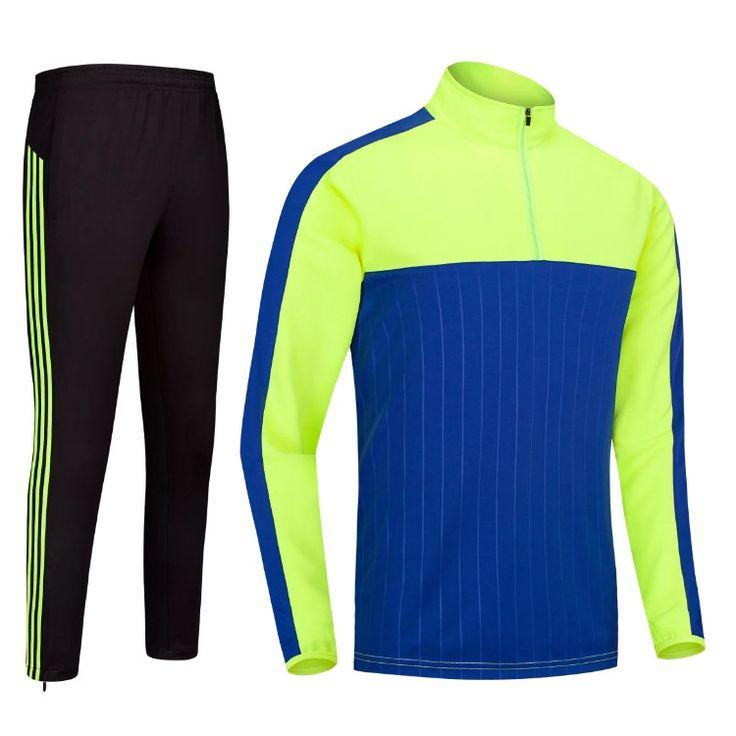 31.19$  Buy here - https://alitems.com/g/1e8d114494b01f4c715516525dc3e8/?i=5&ulp=https%3A%2F%2Fwww.aliexpress.com%2Fitem%2FSummer-paintless-football-jerseys-men-boys-soccer-training-suits-football-jerseys-customization-football-kits-costume-uniforms%2F32779065816.html - 2016 2017 High Quality Soccer Shirts Football Soccer Jerseys Survetement Football Training Suit Maillot De Foot Sports Wear 31.19$