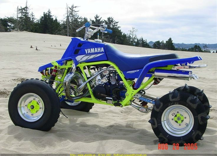 Yamaha Banshee in all her Glory!