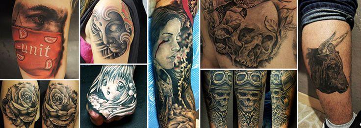 L'Encre Peau, salon de tatouage à Valréas dans le 84 !