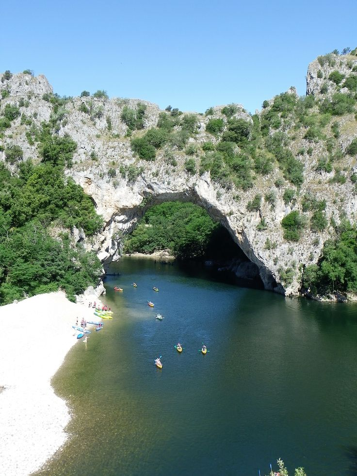 Vallon Pont d'Arc - Francia