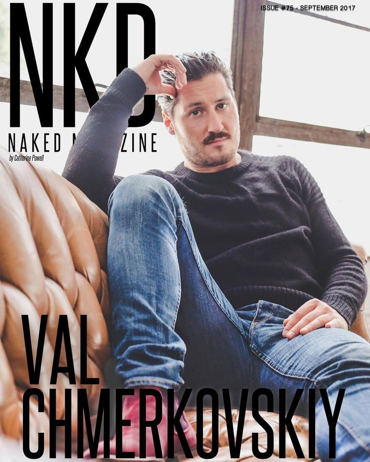 NKD Magazine #75 Issue (September 2017)Featuring: Val Chmerkovskiy, Alexander Jean, Meghann Fahy, Shannon Purser, Lights, DALES, Britt Baron, Andrew J. West, Kyla Drew, Froy  Photos by Catherine Powell  Purchase a digital copy here:...