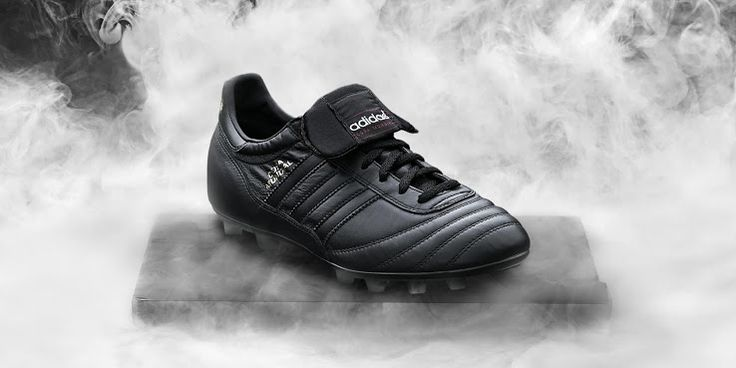 Blackout Adidas Copa Mundial Boot Released
