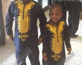 Hassan usure dames poli robe en coton avec motif de broderie.
