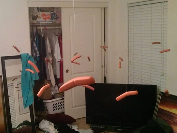 Funny Pranks: Best 25+ Roommate Pranks Ideas On Pinterest