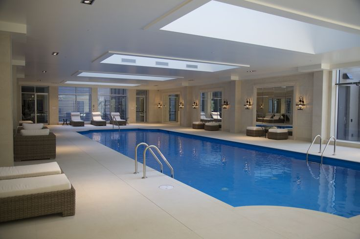 M Project Marianapolis #skylight #pooldreams #indoorpool #landscapegoals