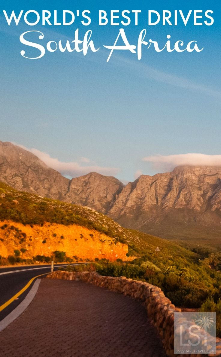 Enjoy one of the world's most breathtaking road trips: Clarence Drive, in the Western Cape of South Africa. Colour parades itself in each direction along this dramatic coastal route backed by mountains. See it for yourself in our guide to this beautiful region.
