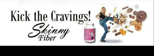Tired of Diets that DON'T Work? Try 100% all natural Skinny Fiber!  HERE'S HOW SKINNY FIBER WORKS!  1. Skinny Fiber suppresses your appetite and reduces cravings causing you to eat smaller portions. 2. Skinny Fiber gently speeds up your metabolism causing you to lose weight faster and burn fat while literally doing nothing. 3. Skinny Fiber expands up to 50 times in your stomach so you don't feel hungry between meals. Skinny Fiber's unique blend of natural ingredients and enzymes actively…