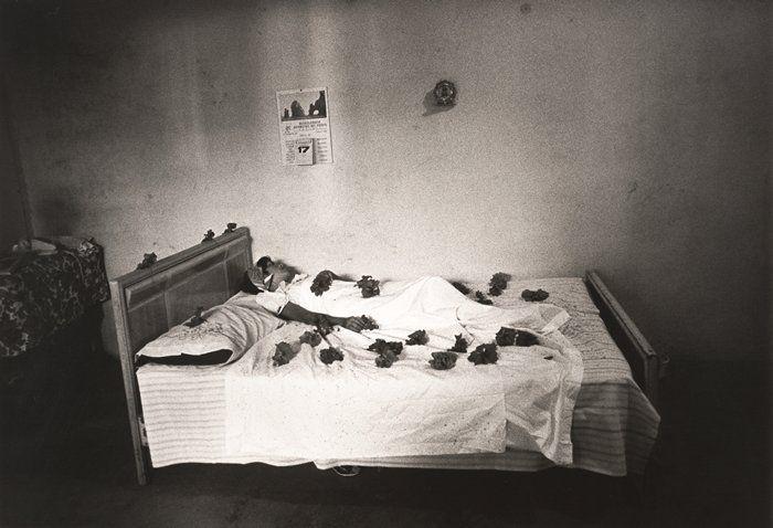 El rapto, Juchitán, Oaxaca, México (The Abduction, Juchitán, Oaxaca, Mexico)