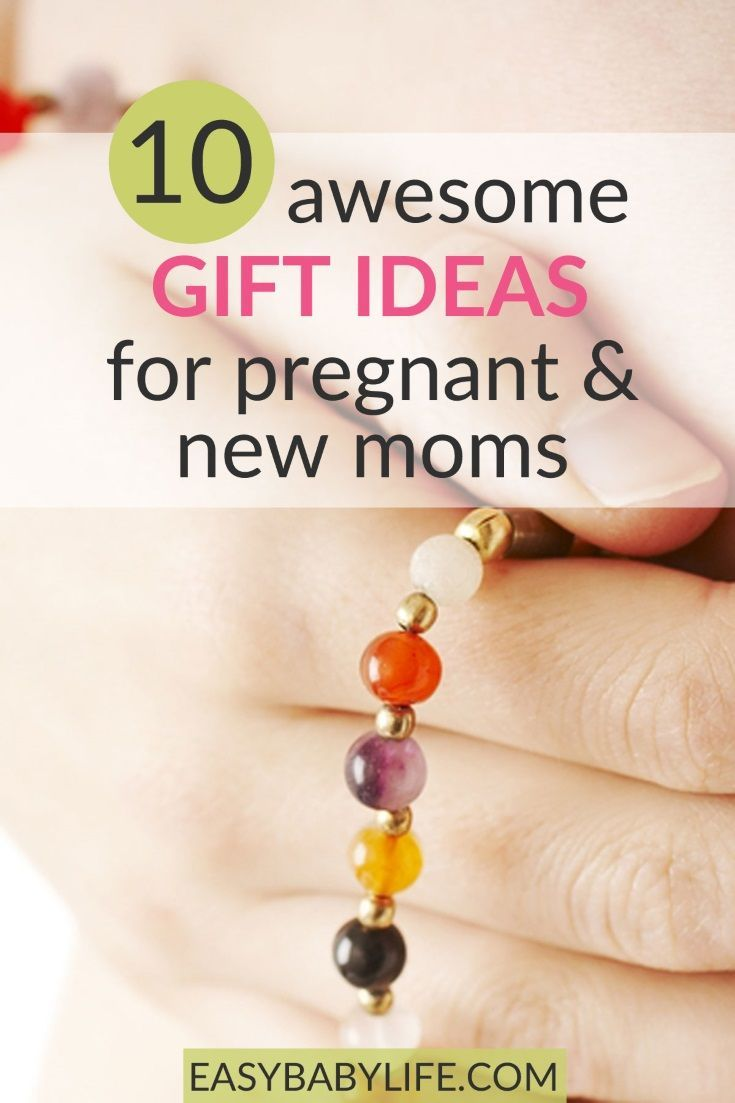 10 Awesome Gift Ideas for Pregnant & New Moms! Great for Christmas ...