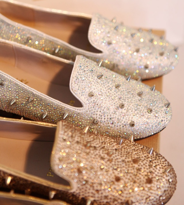 want?: Spikes Shoes, Romw Shoes, So Cute, Style Inspiration, Shoes Collection, Sparkle, Shoeshigh Heels, Shoes High Heels