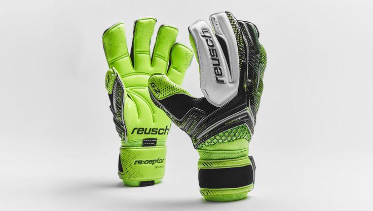 Reusch Receptor Deluxe G2 Gloves