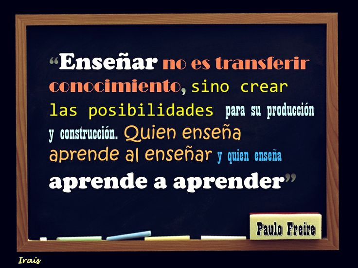 2716 Best Refletir E Evoluir Images On Pinterest: Famosos Paulo Freire Frases KO93