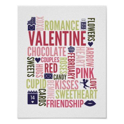 The 25+ best Valentine\'s day poster ideas on Pinterest | DIY ...