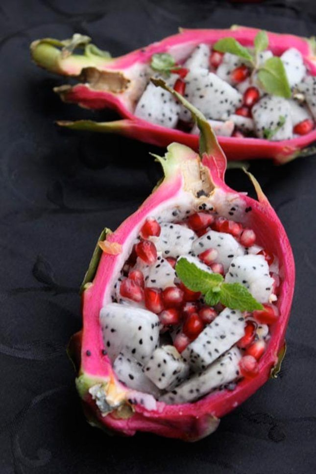 11 Fruit Boats That Are *Almost* Too Pretty to Eat via Brit   Co
