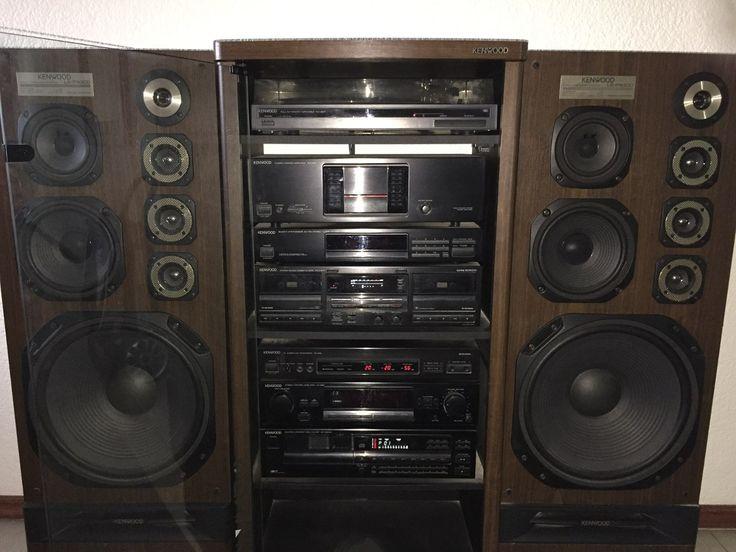 Kenwood Spectrum Ls P9300 Vintage 26 000 00 En Mercado