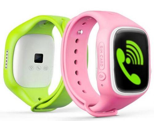 BTL A6 Kids Smart Watch Bluetooth 3.0 GPS+LBS+Wifi Positioning Smartwatch