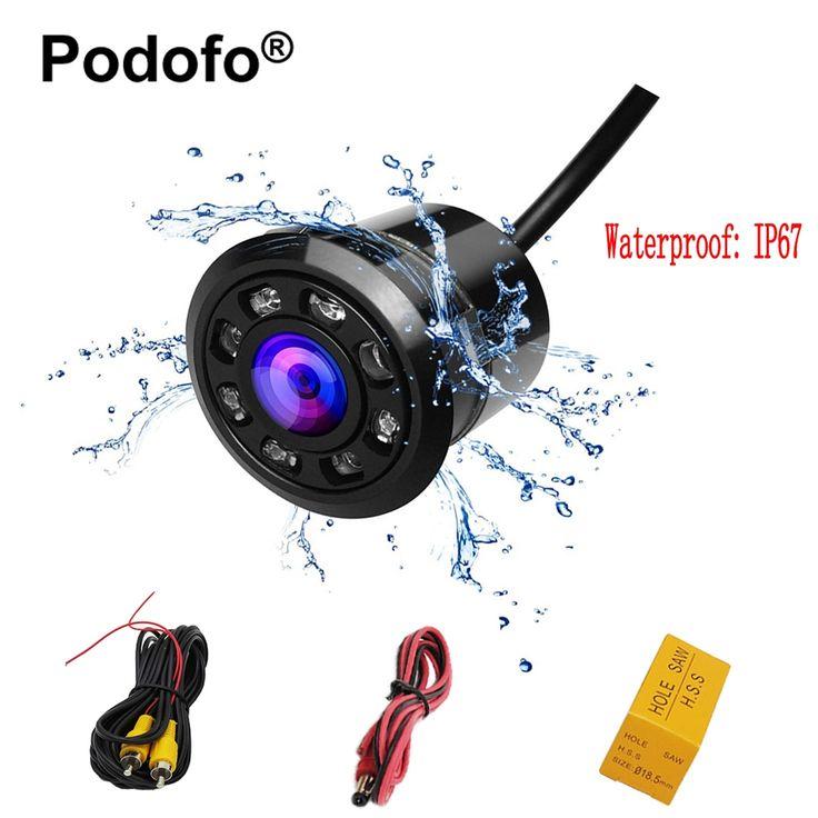 8.99 Know more Mini Car Backup Camera HD Color Reverse