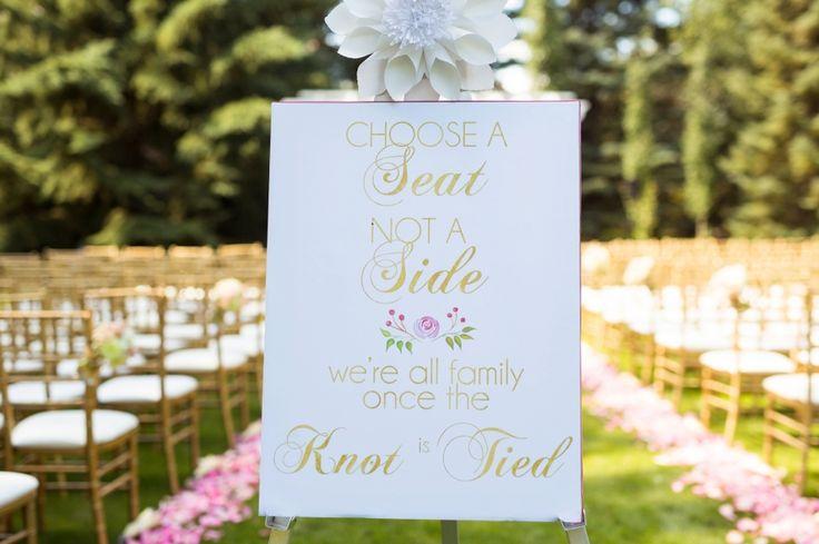 gold chiavari chairs wedding seating chart