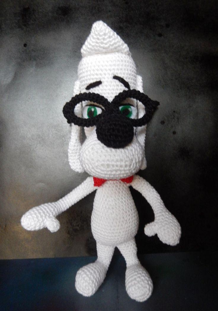 Mr. Peabody ist Geschäftsmann, Erfinder, Wissenschaftler, Nobelpreisträger, Feinschmecker, zweifacher Olympiasieger und ein sehr kluger … Hund! Mr. Peabody is a businessman, inventor, scienti…
