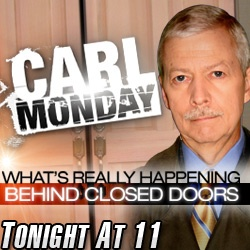 Carl Monday -- (1962-??). WOIO-TV 19/WUAB- TV 43 in Cleveland, OH as an Investigative reporter.